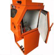 dustless wet sandblast machine