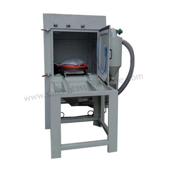 mold sandblasting machine