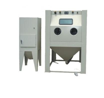 abrasive sandblasting machine