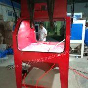 1200L sandblaster machine