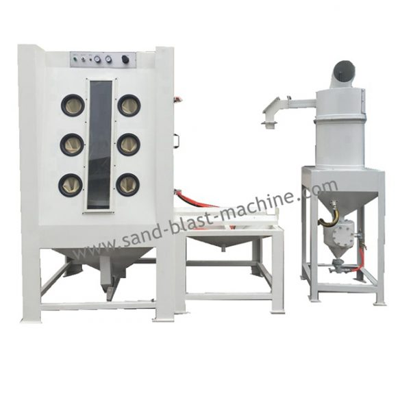 mould sandblasting machine