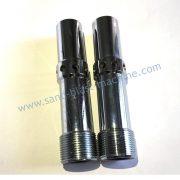 double air inlet sandblast gun