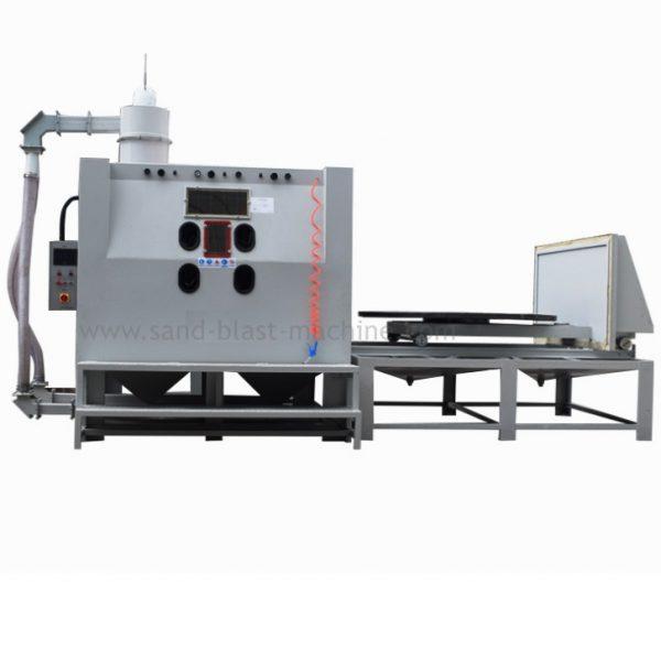 tyre mould sandblast machine